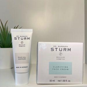 Dr. Barbara Sturm Clarifying Face Cream + gift